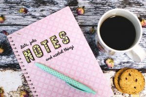 The to do list to help you get organised