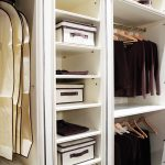 Wardrobe organising - Serene Spaces for You